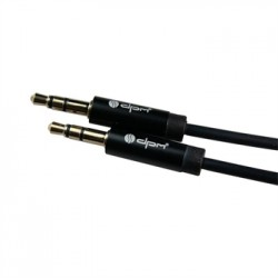 Audio kabel DPM EN106 3.5mm Jack to 3.5mm Jack, 1m